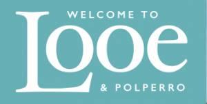 Welcome to Looe Logo