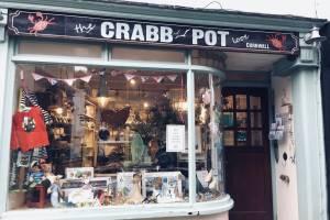 the Crabb Pot Looe