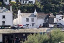 Quayside Cottage Polperro